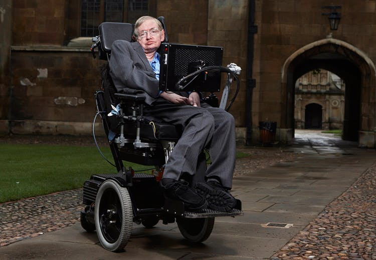 Stephen Hawking Born On The Date Of Galileo S Death 8th January